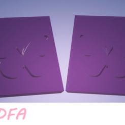 moldbutt2.png Download STL file butterfly pendant mold • 3D printer template, DFA