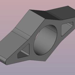 Thumbhole_Bookmark_v01_iso.png Télécharger fichier STL gratuit Porte-page de livre à trous de pouce • Design pour impression 3D, mk00000