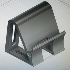 photo_2020-11-09_20-04-58.jpg Download STL file Phone / Tablet Holder • Object to 3D print, pelle_3dp