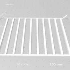 Puerta Jaula.JPG Download STL file Cage Door • Model to 3D print, godryk