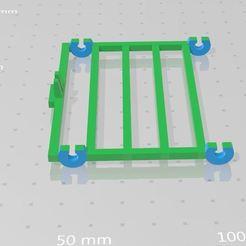 Puerta Comedero.JPG Download STL file Perta Feeder • 3D printing design, godryk