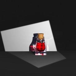 1.jpg Download STL file Paint bottle • 3D print template, mishrrasshlok
