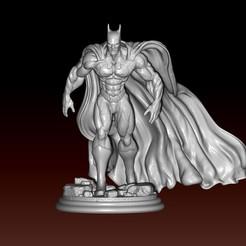 1.jpg Télécharger fichier STL Mode Bête de Batman • Plan pour imprimante 3D, KD3Dmodelling