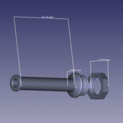 Screenshot (134).png Télécharger fichier STL gratuit Porte-bobine de taille impaire pour Ender 3 • Plan pour impression 3D, CalculatedChaos