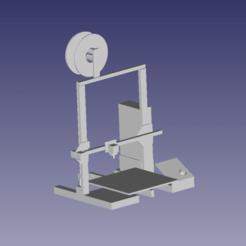 Screenshot_106.png Télécharger fichier STL gratuit Modèle Ender 3 • Objet pour imprimante 3D, CalculatedChaos