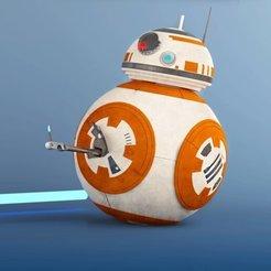 BB8 IG_3_large.jpg Télécharger fichier STL gratuit BB-8 starwars • Modèle pour impression 3D, XisPina