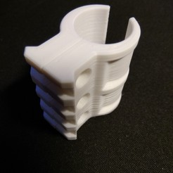 IMG_20201110_230054.jpg Download STL file Vent Rib Picatinny Shotgun Barrel Rail - 12 Gauge • 3D printer design, DBA-RTZA