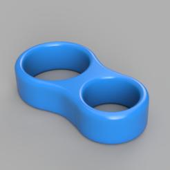 door Stop.PNG Download STL file Flexible Door Stop • 3D printer model, Vi3Designs