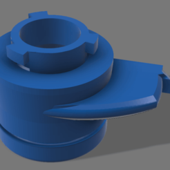 MSA.png Download STL file MSA and Scott Adapter 2091 3m • 3D printer design, Vi3Designs