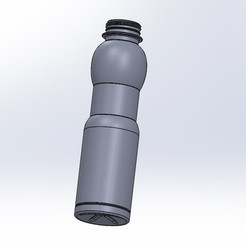 Без име.jpg Download STL file bottle of ice tea • 3D printable object, VLKNV