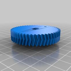 respirator__Pump_Gear_Large.0.3.png Télécharger fichier STL gratuit Ventilateur - De la carte mère Ender 3 • Design pour imprimante 3D, thebelin