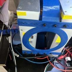 IMG_20190407_170858[1.jpg Download free STL file Dual Power Supply VSlot Mount • 3D printer template, thebelin