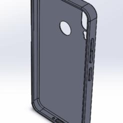 1.png Télécharger fichier STL PROTECTEUR DE MOTO E6 PLUS • Design pour impression 3D, Frannk_Designs