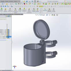 SECCHIELLO SIGARETTE.png Télécharger fichier STL SEAU À CIGARETTES • Objet pour impression 3D, StevenDoors
