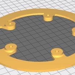 Cache pédalier .jpg Download STL file Bottom bracket protection • 3D print model, imprimelau3d