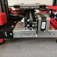 IMG-20201213-WA0003.jpg Télécharger fichier STL gratuit Ender 3 Pro - Suporte PSU traseiro (melhor fixação) • Modèle pour imprimante 3D, robertex16