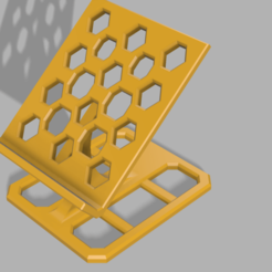 tutucu 4 v1 ana.png Download free STL file phone stand v3 • Design to 3D print, YunusKiraz