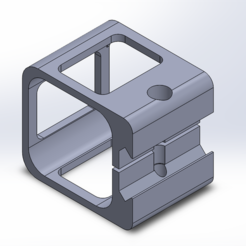 M1913_Rail_GOPRO_HERO_Session_Mount_v1.1.PNG Télécharger fichier STL gratuit M1913 Rail GOPRO HERO Mount v1.1 • Modèle pour imprimante 3D, Zetretch