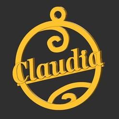 Claudia.jpg Télécharger fichier STL Claudia • Modèle à imprimer en 3D, merry3d