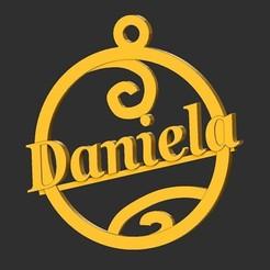 Daniela.jpg Télécharger fichier STL Daniela • Objet imprimable en 3D, merry3d