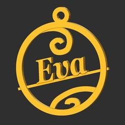 Eva.jpg Télécharger fichier STL Eva • Objet pour impression 3D, merry3d