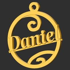 Daniel.jpg Download STL file Daniel • Design to 3D print, merry3d