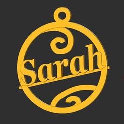 Sarah.jpg Download STL file Sarah • 3D print object, merry3d