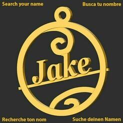 Jake.jpg Download STL file Jake • Object to 3D print, merry3d