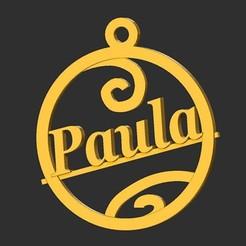 Paula.jpg Download STL file Paula • Object to 3D print, merry3d