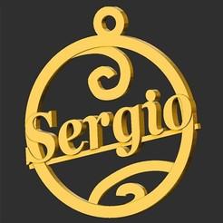 Sergio.jpg Télécharger fichier STL Sergio • Plan pour imprimante 3D, merry3d