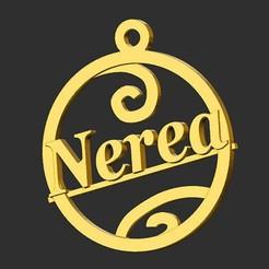 Nerea.jpg Download STL file Nerea • 3D printer template, merry3d