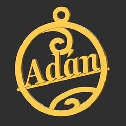 Adan.jpg Download STL file Adam • 3D printer template, merry3d