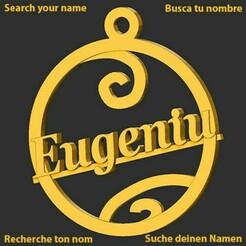 Eugeniu.jpg Download STL file Eugeniu • 3D printing model, merry3d