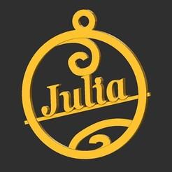 Julia.jpg Download STL file Julia • 3D printer model, merry3d