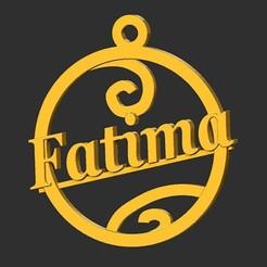 Fatima.jpg Télécharger fichier STL Fatima • Modèle imprimable en 3D, merry3d