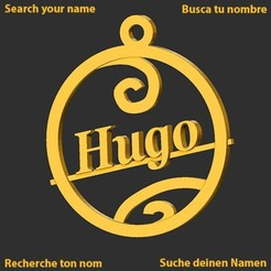 Hugo.jpg Download STL file Hugo • 3D printable model, merry3d