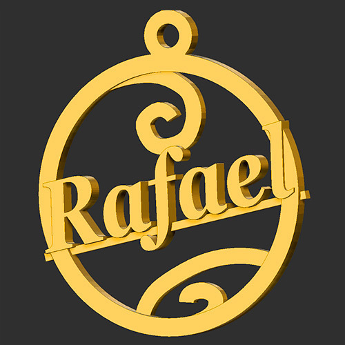 Rafael.jpg Download STL file Raphael • 3D printer model, merry3d