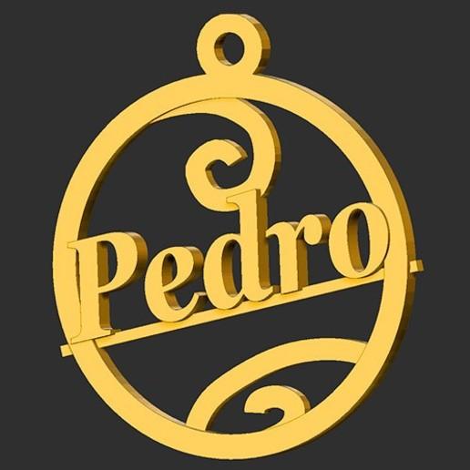Pedro.jpg Download STL file Pedro • 3D printer design, merry3d