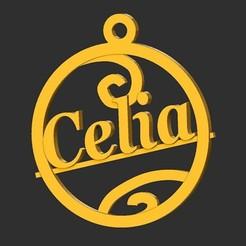 Celia.jpg Télécharger fichier STL Celia • Objet imprimable en 3D, merry3d