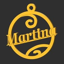 Martina.jpg Download STL file Martina • 3D printer object, merry3d