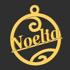 Noelia.jpg Download STL file Noelia • 3D print model, merry3d
