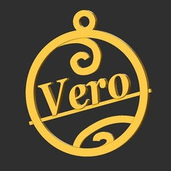 Vero.jpg Download STL file Vero • 3D printing template, merry3d