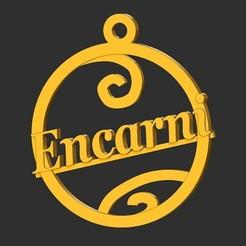 Encarni.jpg Télécharger fichier STL Encarni • Modèle pour impression 3D, merry3d
