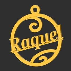 Raquel.jpg Download STL file Rachel • 3D printer template, merry3d