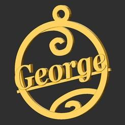 George.jpg Télécharger fichier STL George • Plan pour imprimante 3D, merry3d