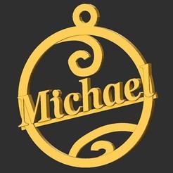 Michael.jpg Télécharger fichier STL Michael • Modèle à imprimer en 3D, merry3d