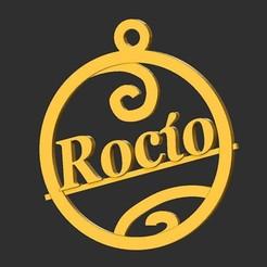 Rocio.jpg Download STL file Rocio • 3D printable design, merry3d