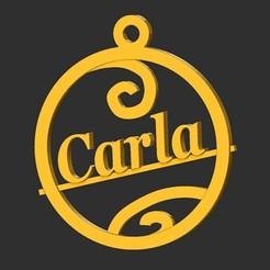 Carla.jpg Télécharger fichier STL Carla • Modèle à imprimer en 3D, merry3d