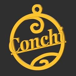 Conchi.jpg Télécharger fichier STL Conchi • Design pour impression 3D, merry3d