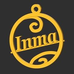 Inma.jpg Download STL file Inma • Design to 3D print, merry3d